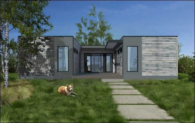 Sustainable Homes Living Home C6.1