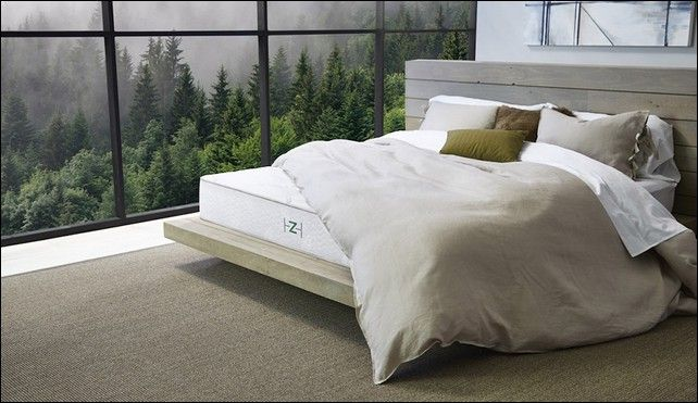 plant based memory foam mattress