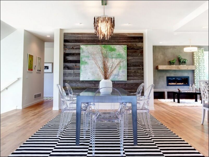 Reclaimed Dining Table Image