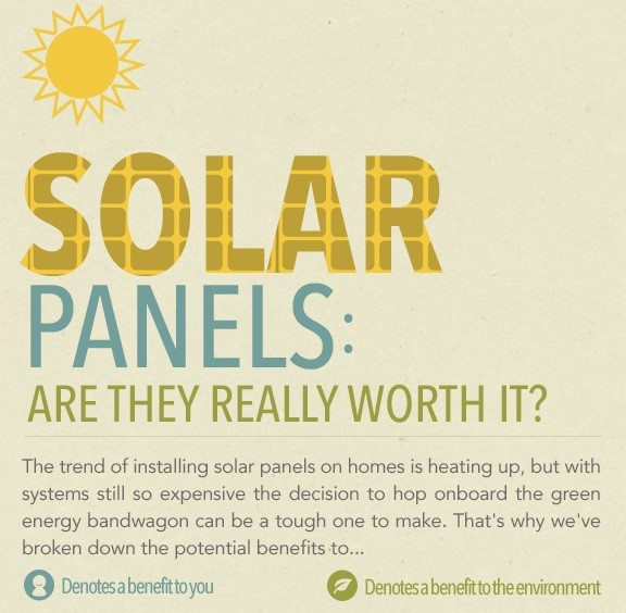 The Benefit of Solar Panel