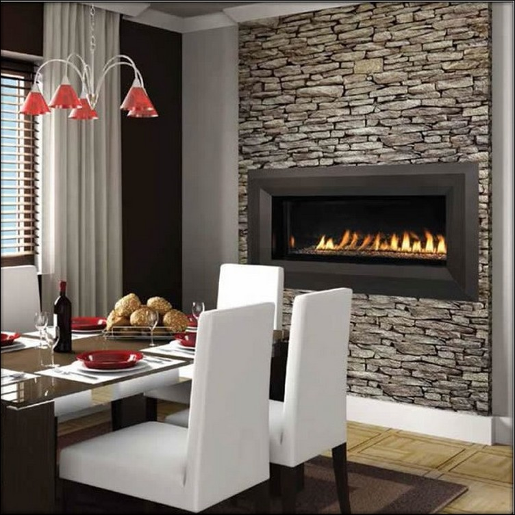 If you want a fireplace at home for winter to pass without feeling cold