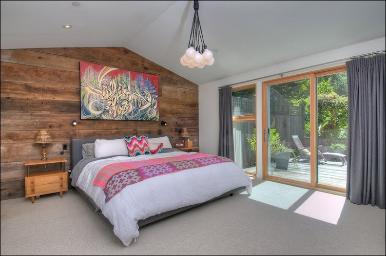wood wall covering