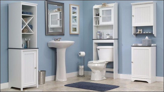 image of before after bathroom remodeling
